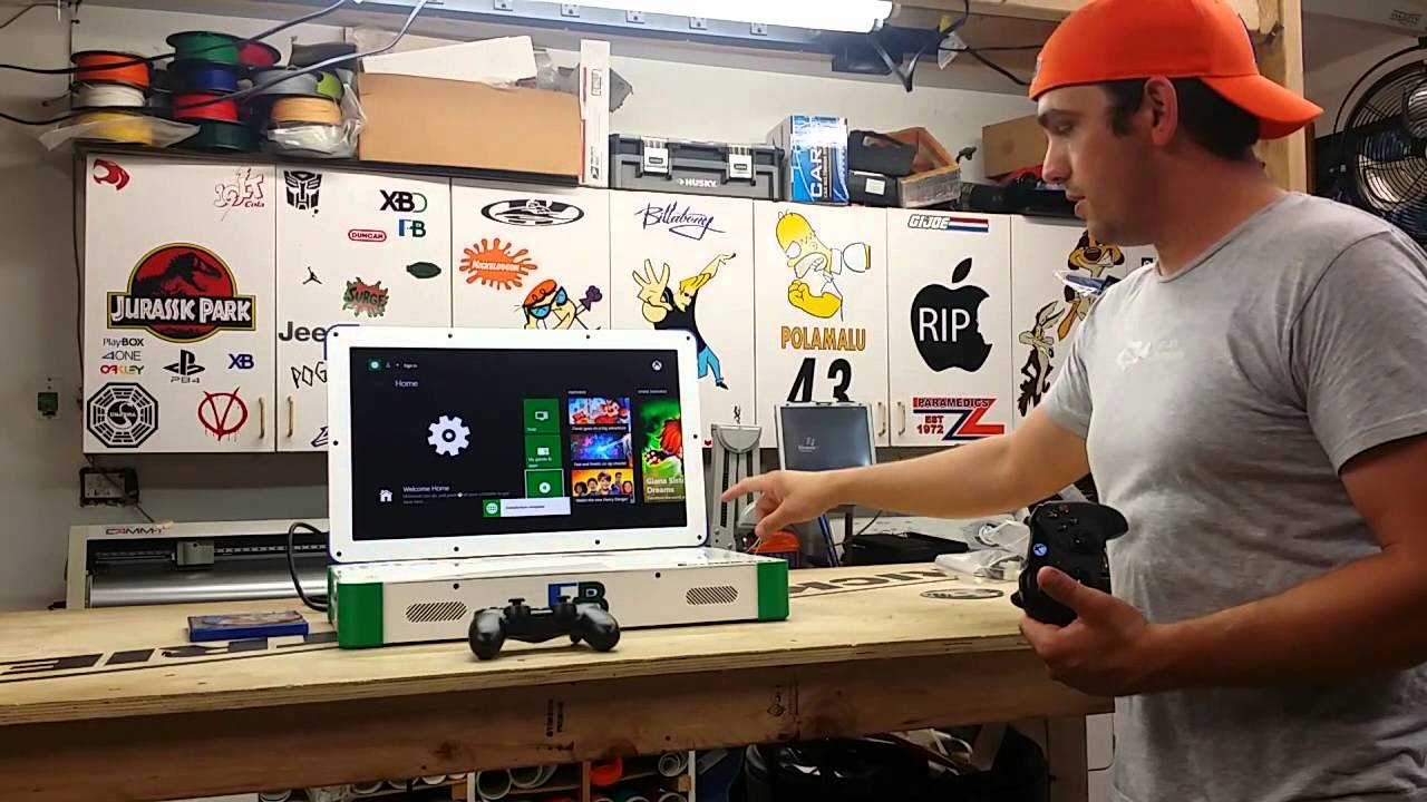 PlayBox 4One - Sự kết hợp kì diệu của Xbox One và PS4
