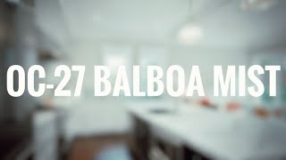 Best Neutral Colors For Walls | Benjamin Moore Balboa Mist