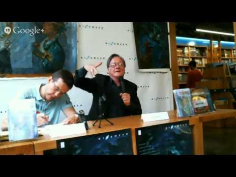 Vidéo de Tim Powers