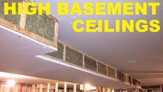 How To Maximize Basement Ceiling Height