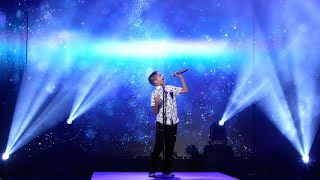 11 Year Old Luke Chacko Performs 'Let It Go' For Idina Menzel