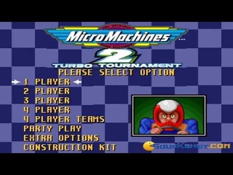 micro machines pc game