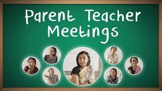 Mothers At Parent Teacher Meetings | MostlySane