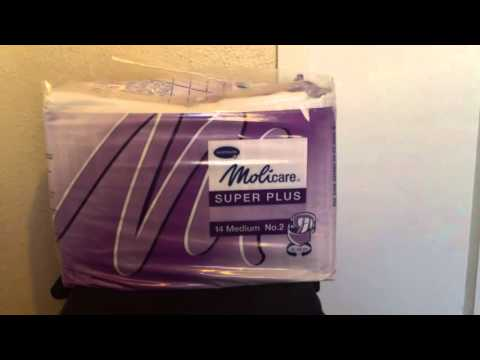 Molicare Super Plus Review ABDL Adult Baby