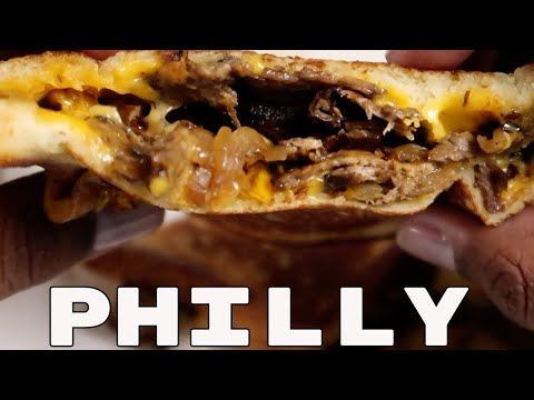 Philly Cheesesteak Grilled Cheese – Hotel Food Review