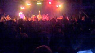 E-Town Concrete - End of the Rainbow (partial) LIVE @ Starland Ballroom 1/8/2011
