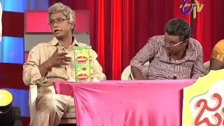Jabardasth - జబర్దస్త్ - Adhire Abhinay Performance on 13th March 2014