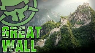Video : China : Filming the Great Wall 长城 of China near BeiJing with micro drones ...