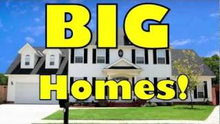 Big Homes Low Prices! Listings