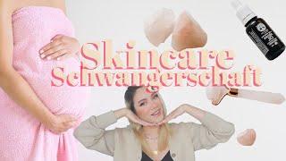 Meine Hautpflege in der Schwangerschaft - Dehnungsstreifen, Pickel, unreine Haut   funnypilgrim
