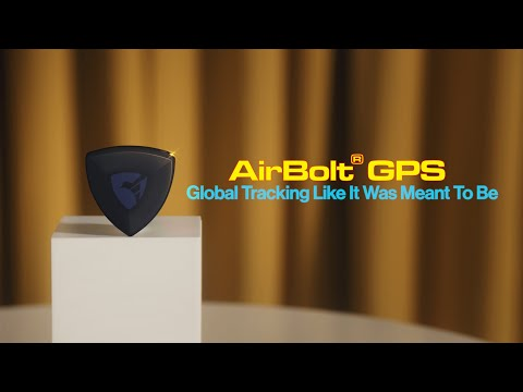 The AirBolt: GPS – Global Tracking Like it Was Meant-GadgetAny