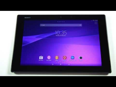 "New Sony Xperia™ Z2 Tablet comes with 10.1"" Full HD TRILUMINOS™ Display [video]"