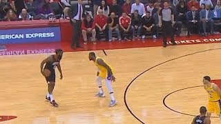 James Harden Shows LeBron James He Can