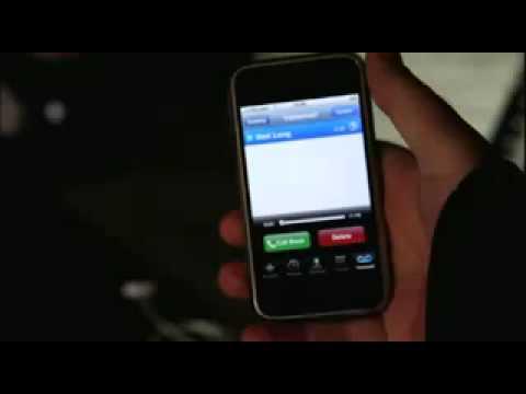 Jailbroken 1st-Gen iPhone Now Gets Vodafone's Visual Voicemail