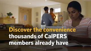 Access Your CalPERS Info Anytime, Anywhere with myCalPERS