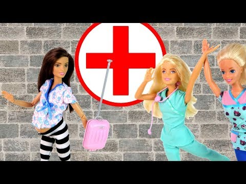МАМА УБЕГАЕТ ИЗ КЛИНИКИ??? Мультик #Барби Сериал Играем в Куклы ай кукла тиви