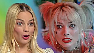 Birds of Prey - Margot Robbie and the cast on the sexiest super-hero | exclusive interview (2020)