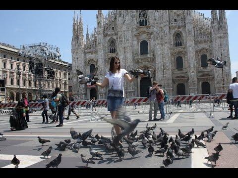Прогулка в Милане
