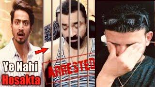 Mumbai Police ka Mazak,Ajaz Khan Arrested,Haqeqat koch aur,Reaction Video,Reply from Waqar Saghir.