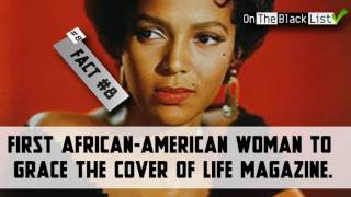 14 Unbelievable Facts You Must Know About The Life Of Actress & Singer Dorothy Dandridge