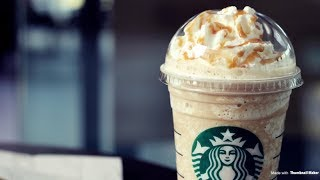 HOW TO MAKE A STARBUCKS CARAMEL FRAPPUCCINO | ONE OF STARBUCKS MOST POPULAR DRINK