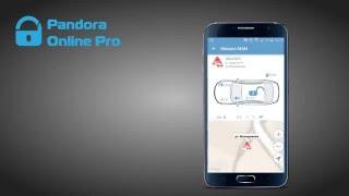 Мобильное приложение Pandora Pro для iOS/Android