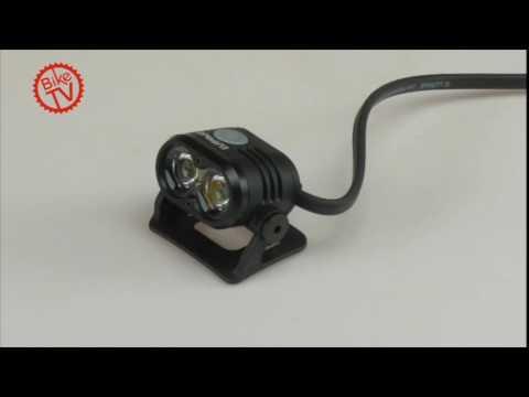 Test Helmlampen