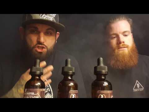 Prohibition Juice Co. | Entire Line | E-juice Review
