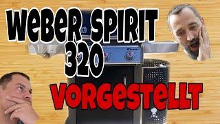 Weber Spirit 320 GBS Premium kurz erklärt. Informationen zum Gasgrill. || DieBeidengrillen