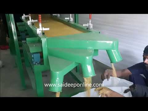 Motorized Vibrating Screen