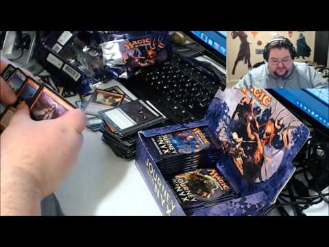 BEST UNBOXING EVER; JOURNEY TO NYX MAGIC: THE GATHERING
