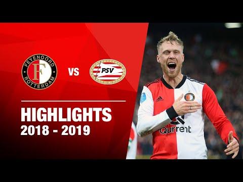 Samenvatting | Feyenoord – PSV 2018-2019
