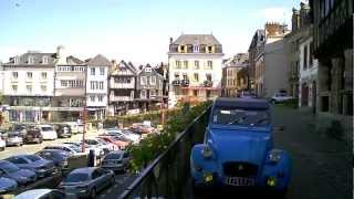 preview picture of video 'Morlaix centre ville, Brittany, France - May 2012'