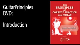 Introduction To The GuitarPrinciples DVD