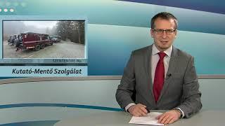 Szentendre Ma / TV Szentendre / 2020.12.04.