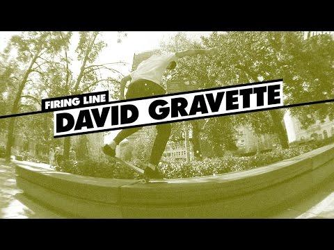 Firing Line: David Gravette