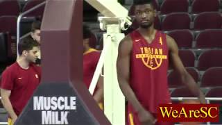 An interview with USC's Chimezie Metu