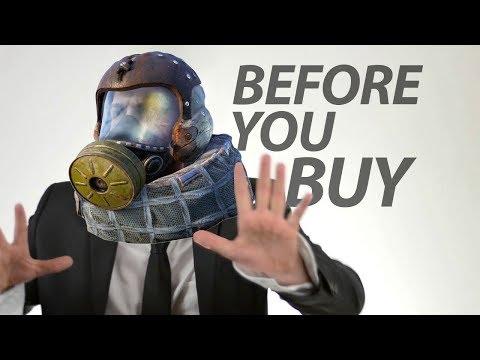 Metro Exodus - Before You Buy