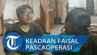 VIDEO Keterangan Ibunda Faisal Amir Korban Demo di DPR RI, Alami Luka Berat di Kepala