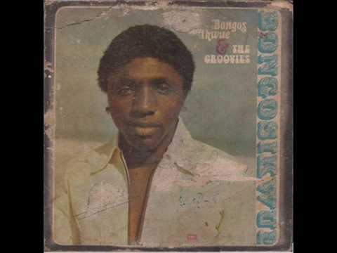 Bongos Ikwue and The Groovies – Sitting On The Beach