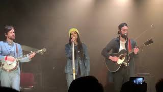 Kacey Musgraves   To June This Morning (with Ruston Kelly)   Live At The Van Buren   2132019