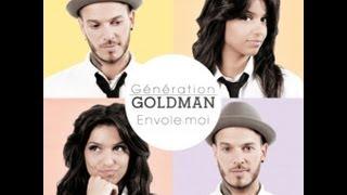 """Video thumbnail of """"Génération Goldman - Tal & MPokora - Envole moi [Officiel Lyrics]"""""""