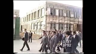 Нұрсұлтан Әбішұлы Назарбаевтың Торғай облысына сапары