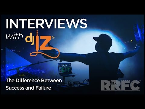 DJ IZ: The Difference Between Success and Failure