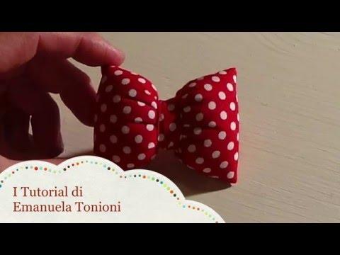 I Tutorial di Emanuela Tonioni: il Fiocchetto Imbottito