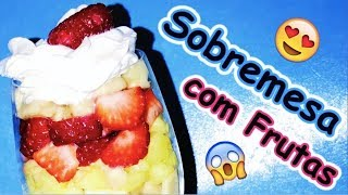 #VEDA 18 - Salada de Frutas #JamuCumê