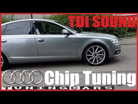 Watch Audi A6 4F 2 4 V6 exhaust sound (Original) | CAR VIDYA