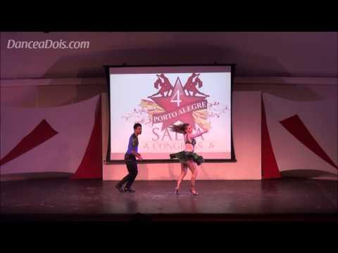 Juan Barrionuevo & Cecilia Dissandro Porto Alegre Salsa Congress
