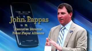 Interview With John Pappas, Executive Director, Poker Players Alliance