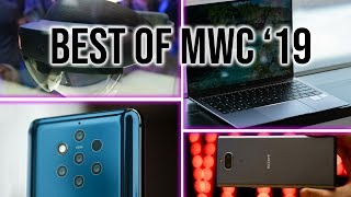 Best of MWC 2019: Our Favorite Products From The Show!